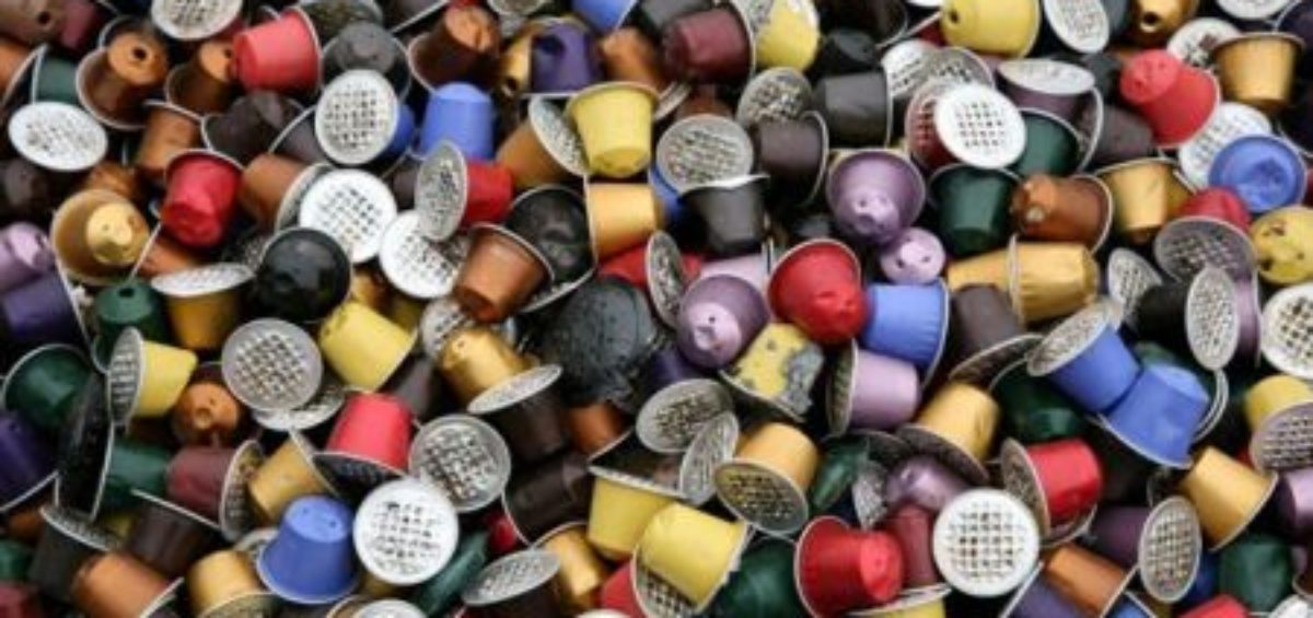 Oricol has partnered with Nespresso on their Nespresso capsule recycling project.