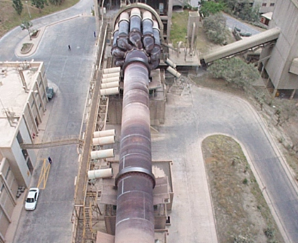 Alternative fuel for cement kilns from high calorific waste