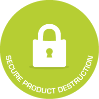 Secure Product Destruction